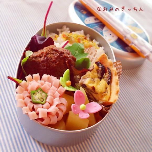 お弁当 かわいいおかず 作り方
