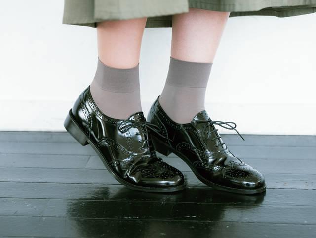 靴下 おしゃれ 女子