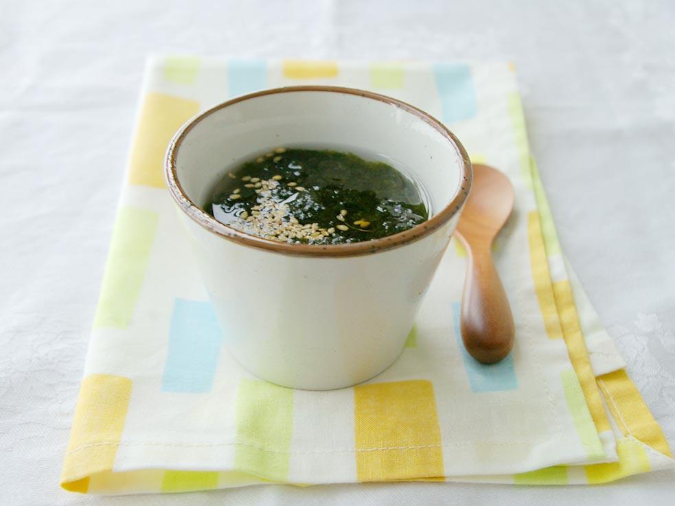 あったかスープで冷え解消!寝起きのカラダに効く1杯