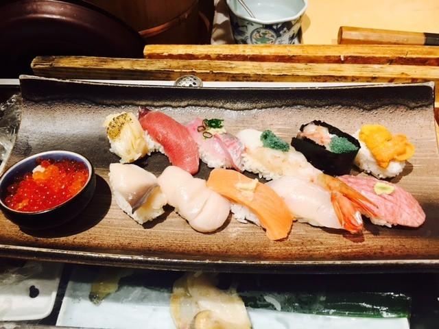 「おたる政寿司」