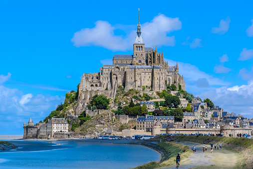 モンサンミッシェル(フランス)