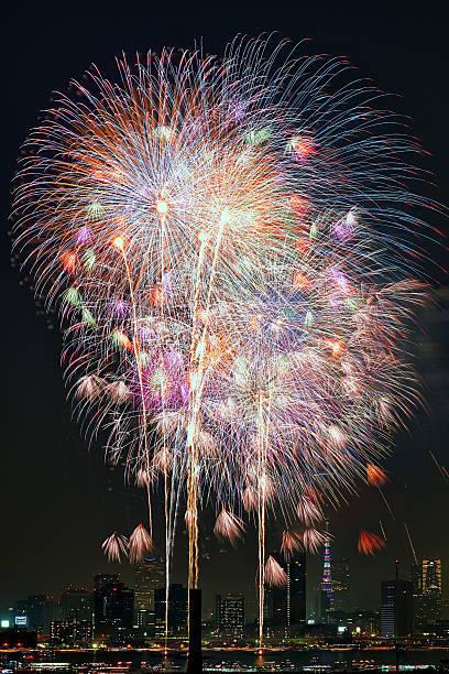 他にもたくさんの花火イベントが関東各地で開催されますが...
