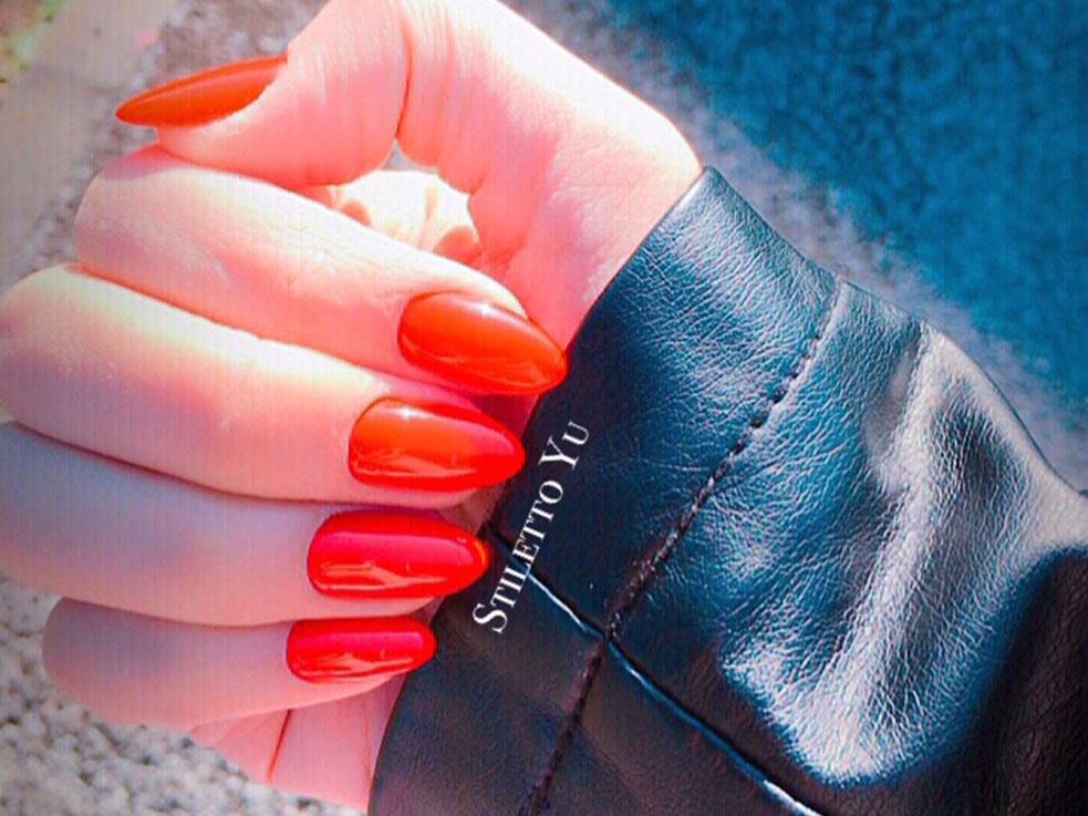 コンプレックスな爪をスカルプチュアやジェルネイルで美爪に