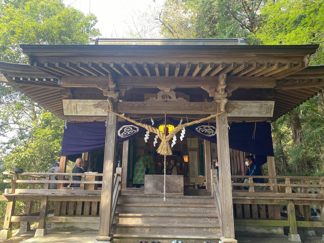 蒟蒻業界の始祖を祀る蒟蒻神社