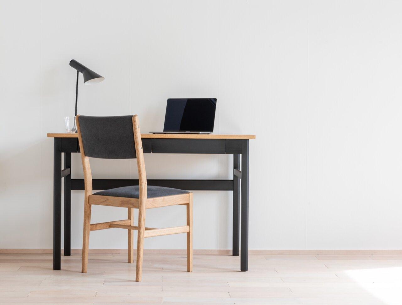 LIM Desk (OA・ブラック)