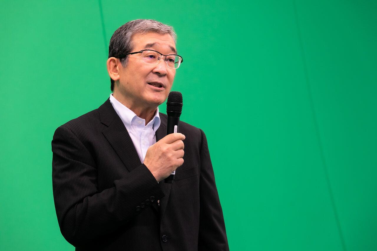山脇康(日本財団パラリンピックサポートセンター会長)