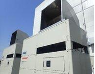 滋賀工場にコージェネレーションシステムを導入