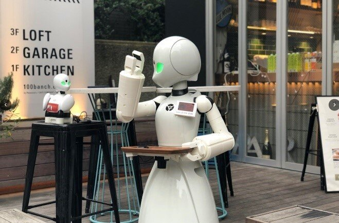 オリィ研究所 分身ロボットカフェDAWN ver.β