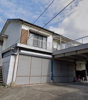 フードバンクお助けマン霧島 薩摩川内支部(冷凍庫の設置場所)