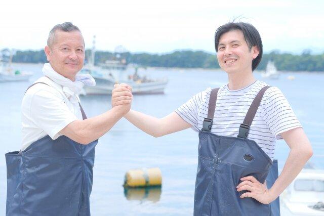 漁業従事者