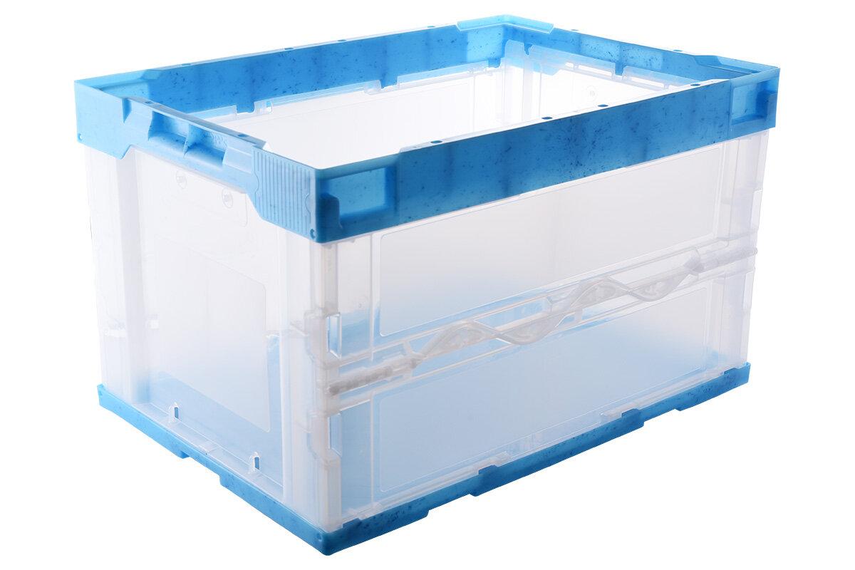 全国500店舗以上で実施する食品ロス削減の取り組み「ファミマフードドライブ」の回収BOXを、海洋プラスチックごみを一部使用したものに変更