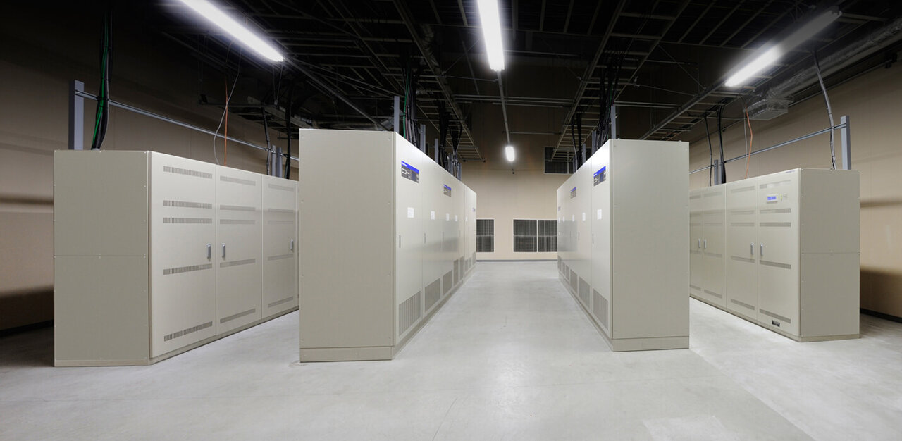270kWh electricity storage system