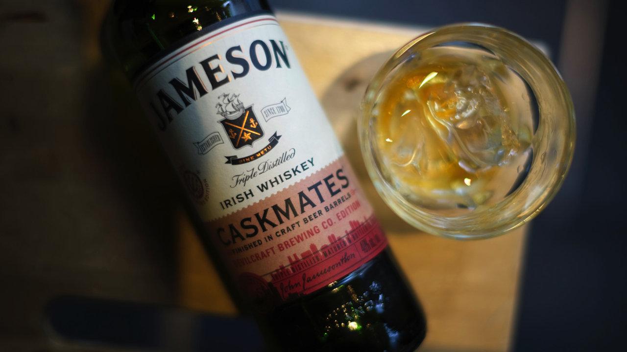 クラフトビール風味のウィスキー?!「ジェムソン」から日本限定ウィスキーが登場