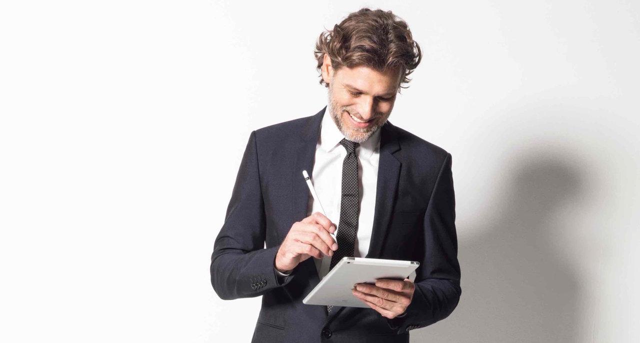 「仕事運」と「男の格」をダブルでアゲるスーツスタイルのススメ