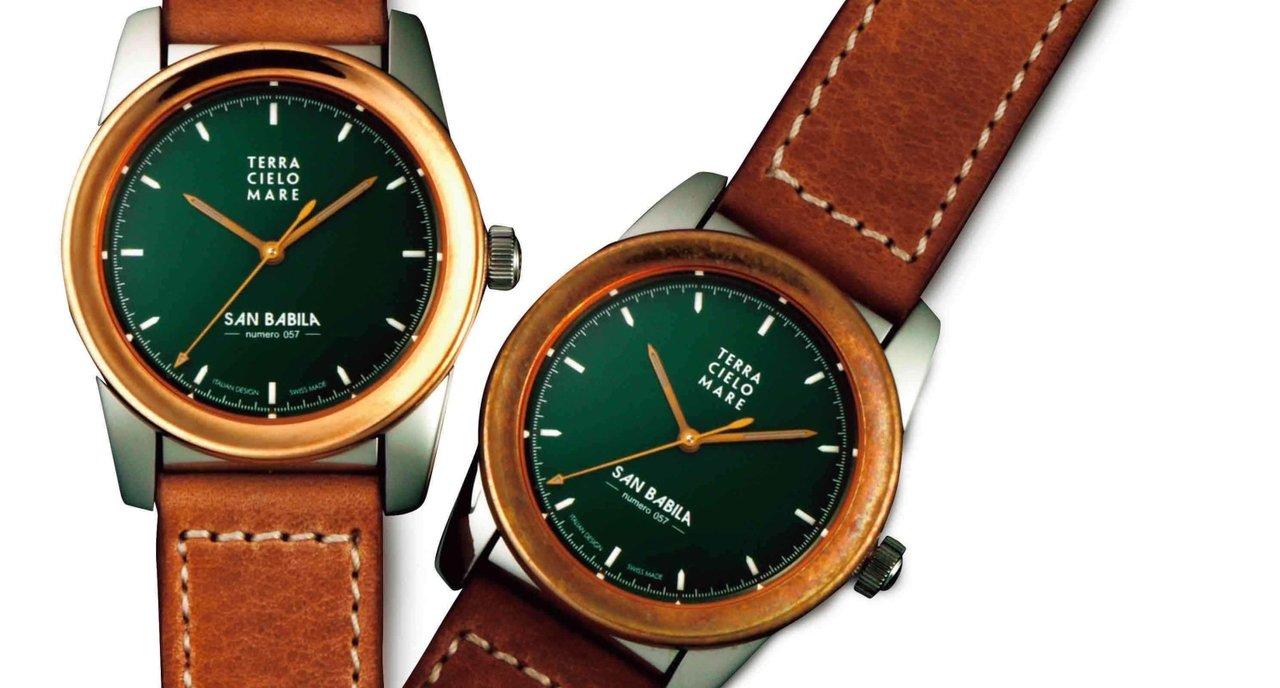 エイジングこそ男の美学。ブロンズ製の時計が教えてくれること