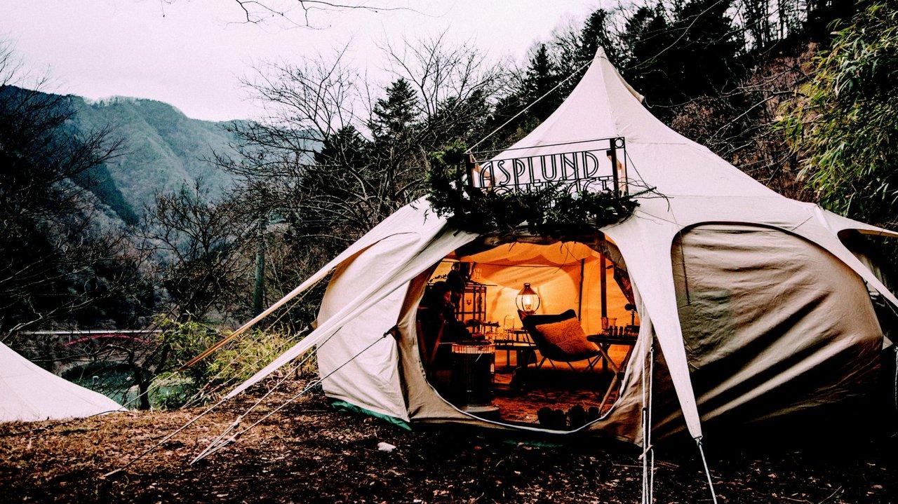 [グランピング]手ぶらでキャンプ&BBQ⑨Circus Outodoor TOKYO [アウトドア]