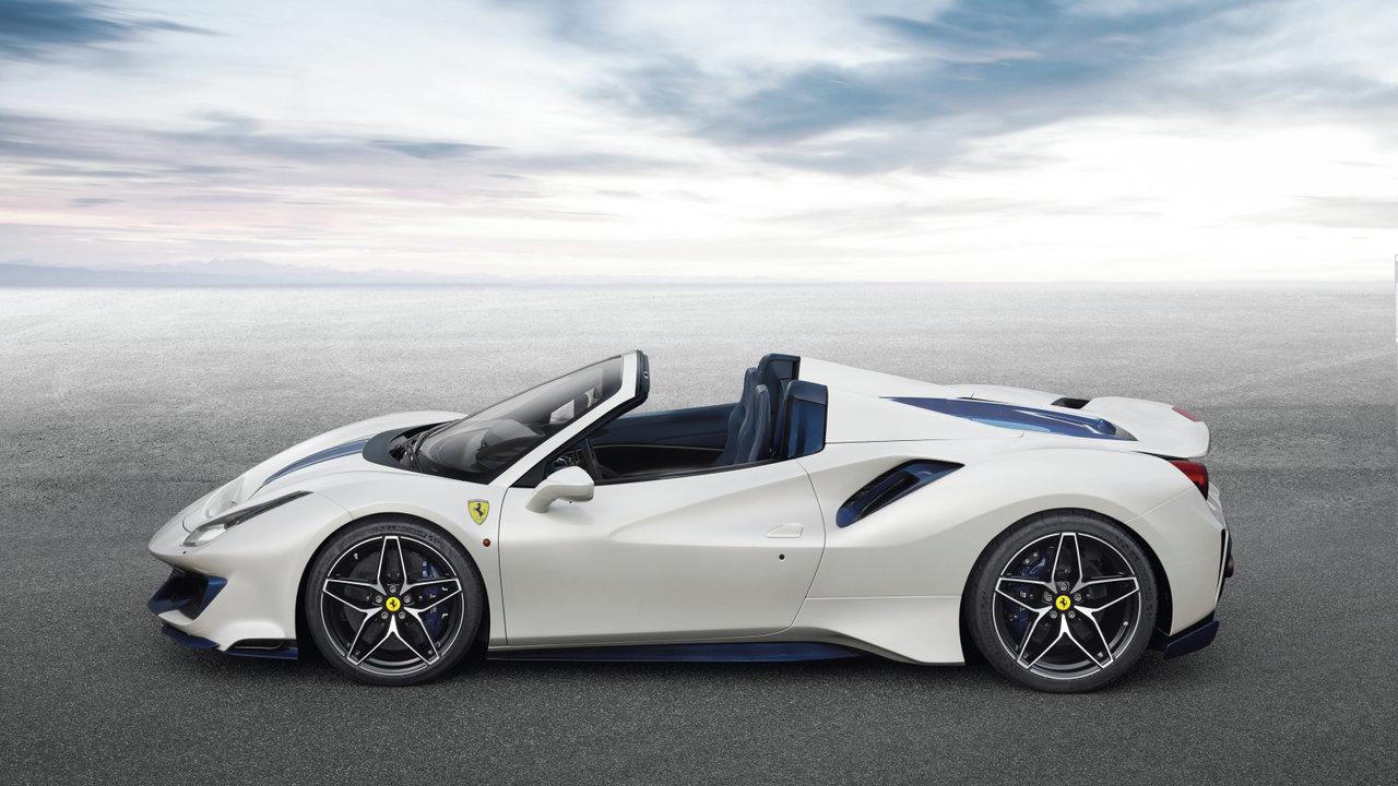 [クルマ]憧れフェラーリの最新モデルは性能もデザインも完全無欠!