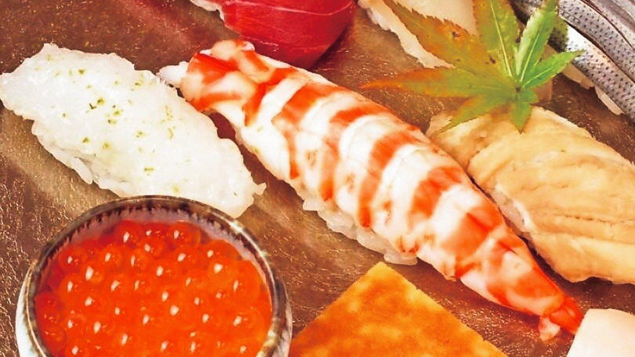 [個室レストラン]本格寿司にも個室&キッズメニューあり!  銀座 鮨 天川