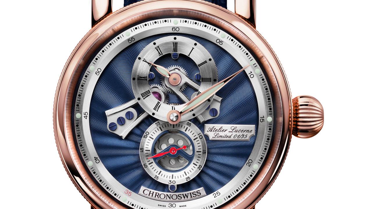 [時計]永久不変に飽きない本格時計