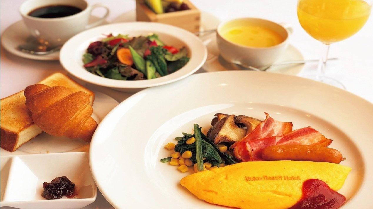 [食べる]熱海・伊豆周辺で、秋の紅葉ドライブ 食べる編 朝食 熱海 ナイン