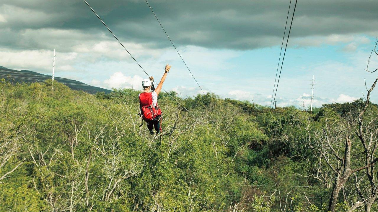 [ハワイ]ロコに人気「アドベンチャータワー」でダイナミックに遊び尽くすが勝ち