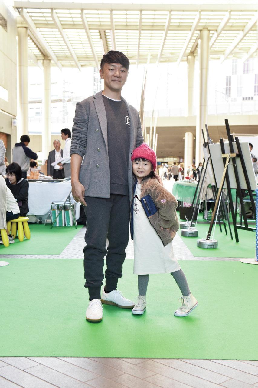 [港区パパのスナップ連載]MADUROがファッションショーを開催!読者は皆イクメンパパでした⑤