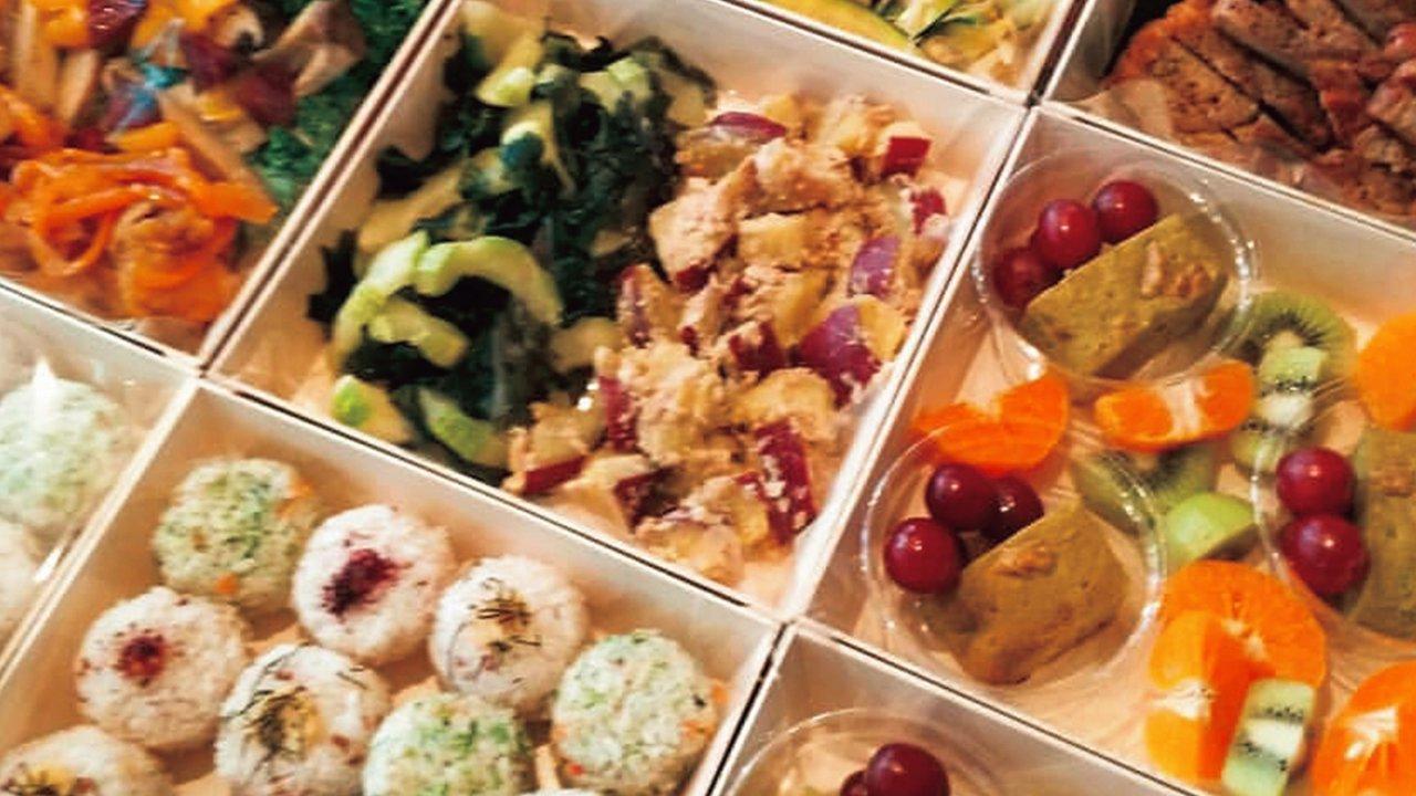 [ケータリング]大皿系からお弁当系までの超ワクワク食堂飯を家に!