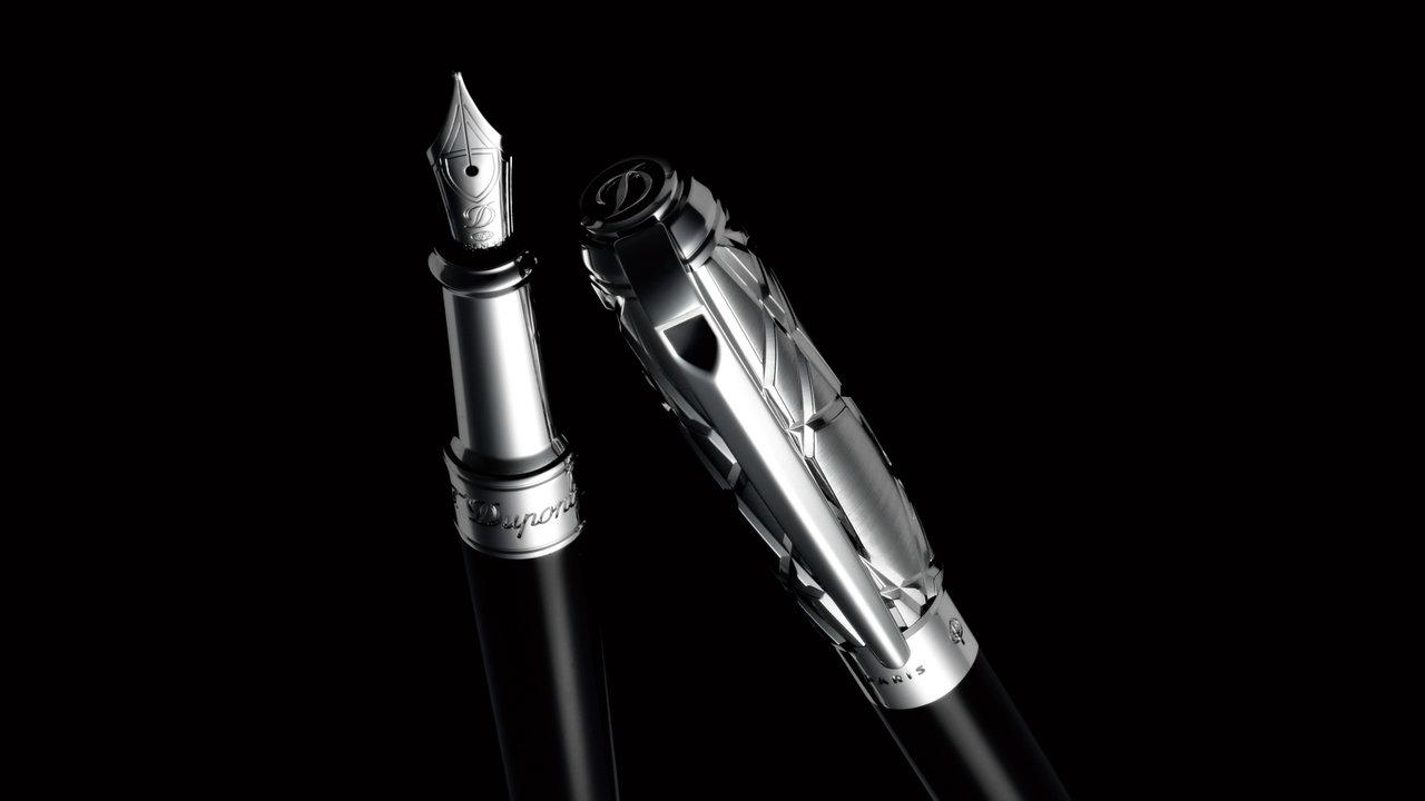 [連載This is LOVE!]我が子に残したいエス・テー・デュポンの万年筆&ボールペン