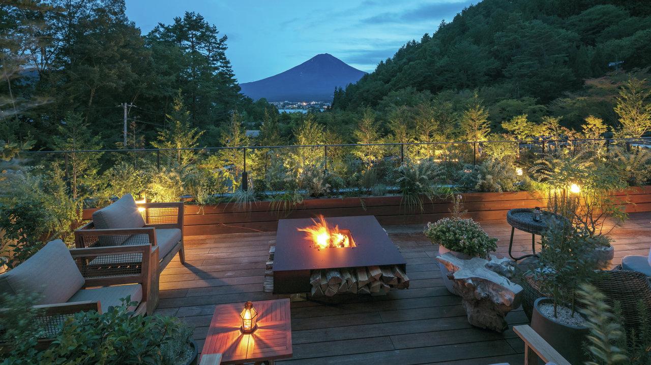 [宿泊]開運富士山を見て運気を上げよう!!家族で「ふふ 河口湖」に行きませんか?