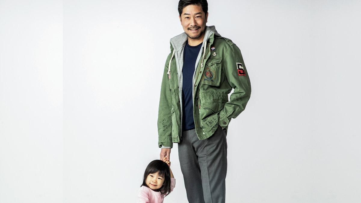 [ファッション]お洒落パパ改造講座:港区青山在住パパと娘の土日スタイルとは!?