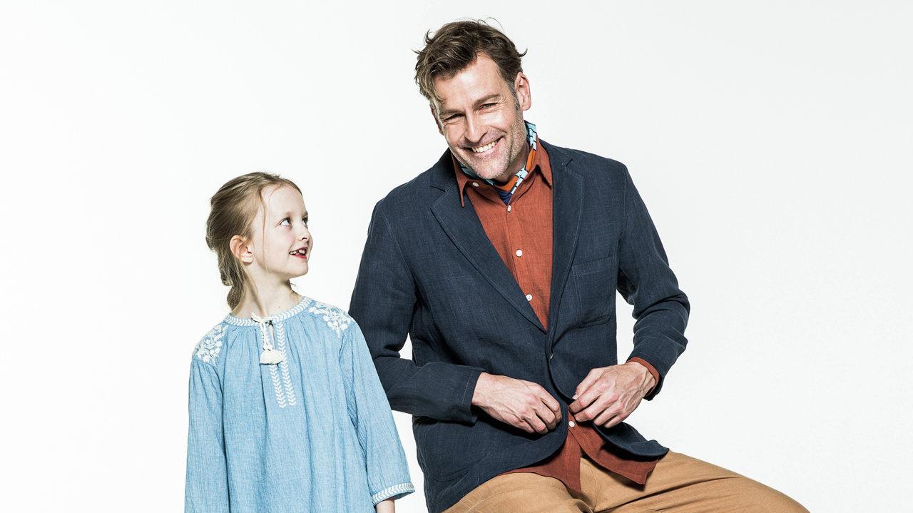 [ファッション:春の週末服]最近シップスの大人服も子供服も超いいね♡