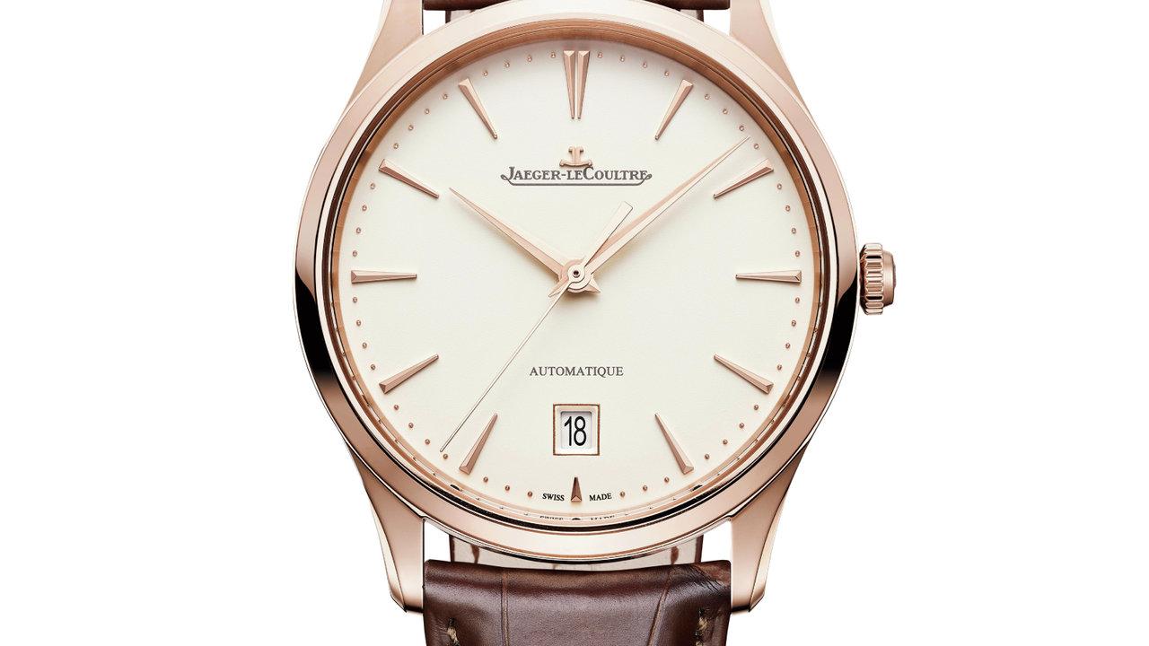 [時計]孫の代まで絶対飽きないのが、超シンプルな三針時計
