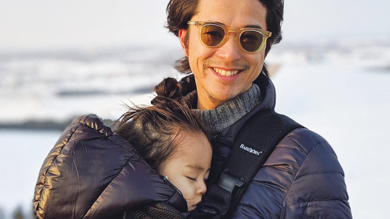 [ライフ]連載小橋賢児の子育てパパ日記連載第5回「雪の初体験を子供にプレゼント」