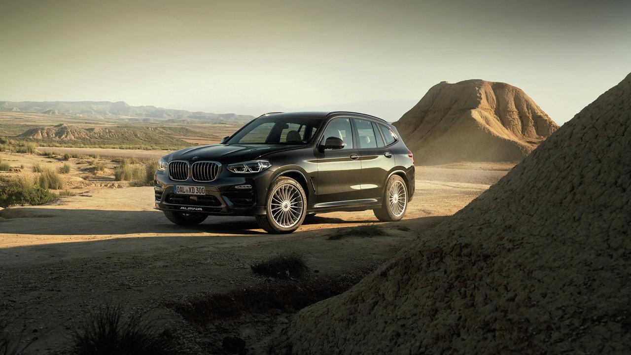 [クルマ]BMW X3をチューンナップするとアルピナXD3になる!?