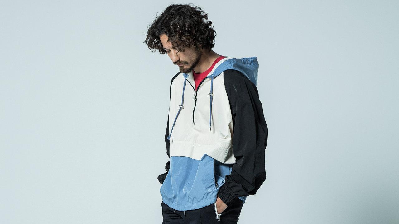 [ファッション]超モード系デザイナーの新解釈な週末スポーツカジュアル