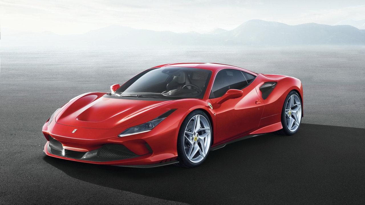 """[クルマ]いつの時代も子供もパパも憧れるのが""""赤いフェラーリ""""。その新発売のF8の魅力を公開"""