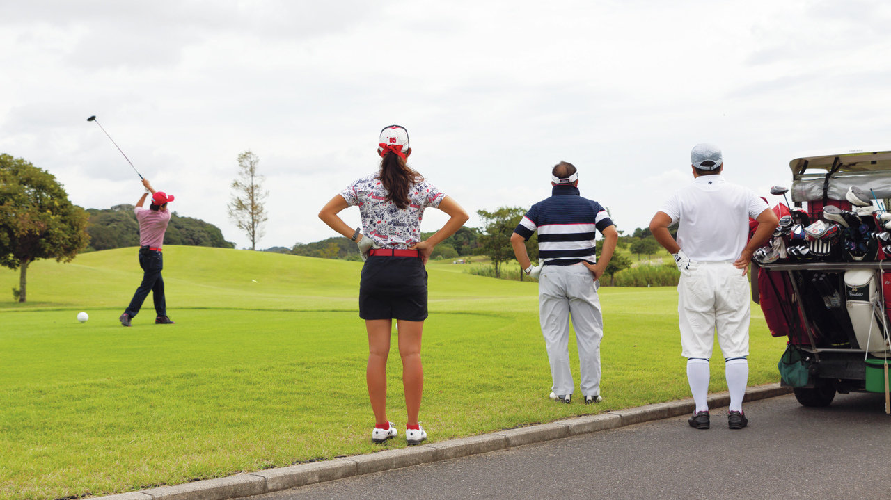 [ゴルフ]楽しくラウンドしながら上手くなりたいあなたに!ゴルフ上達サポート「with Golf」