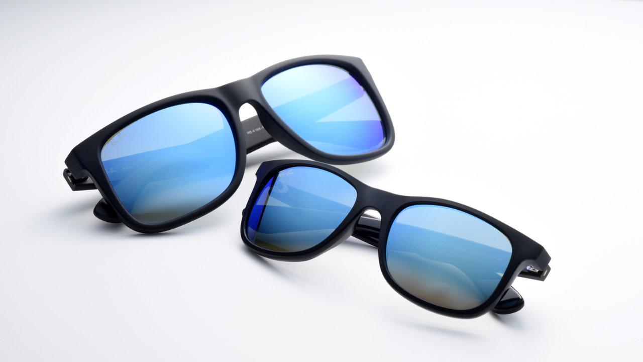 [ファッション]レイバンのサングラスで子供とお揃い