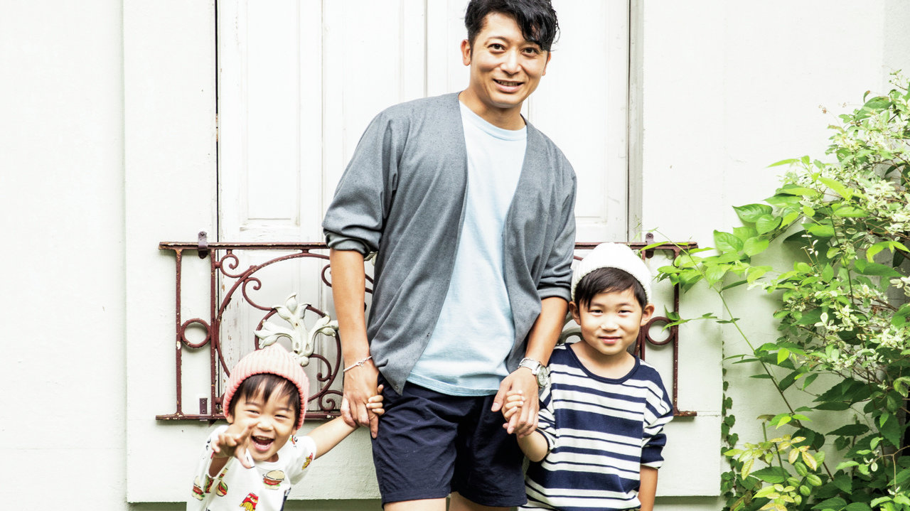[ファッション]お洒落改造講座:ファッションEC会社CEOのパパと息子ふたりの週末スタイル