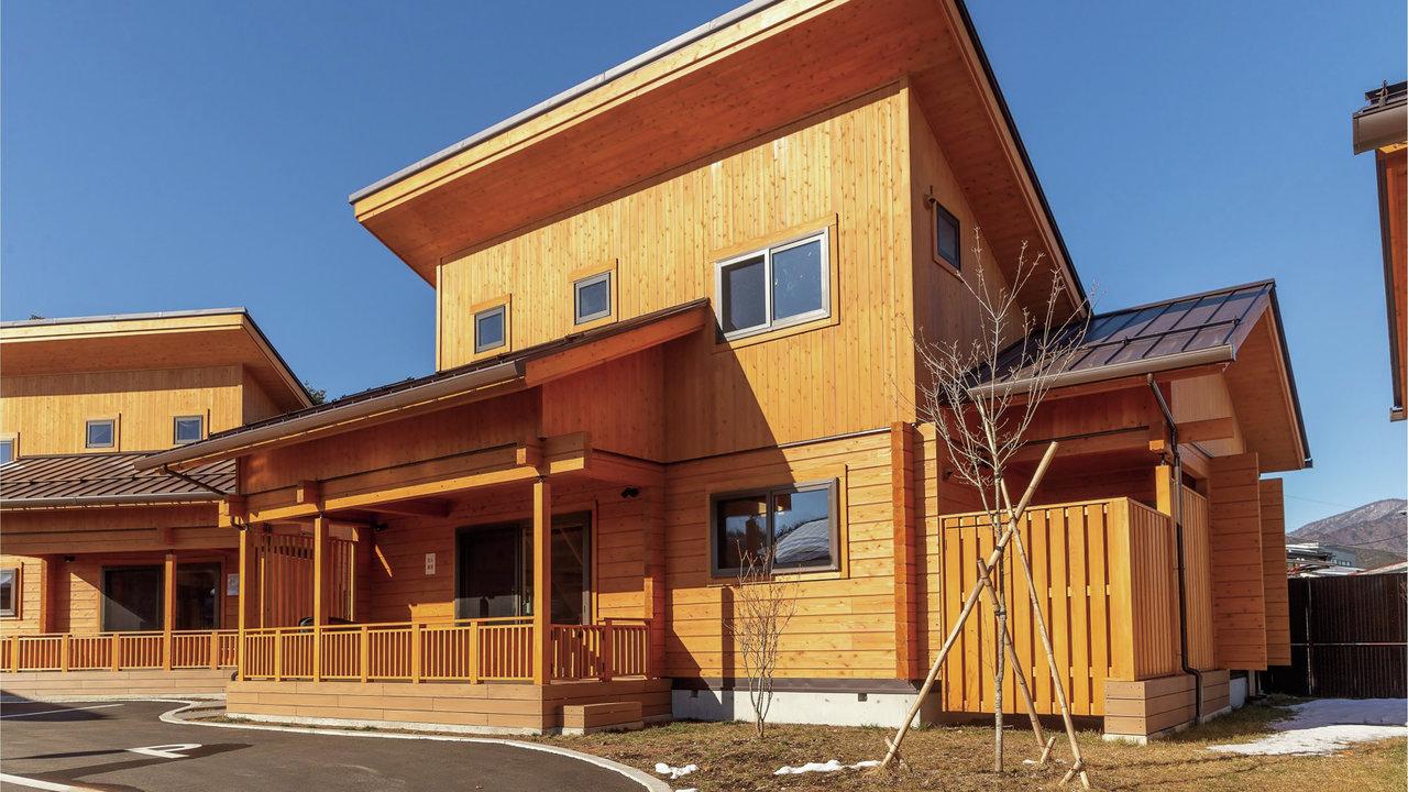 [アウトドア]富士山麓の大自然の中で一軒家タイプを広々使えます!