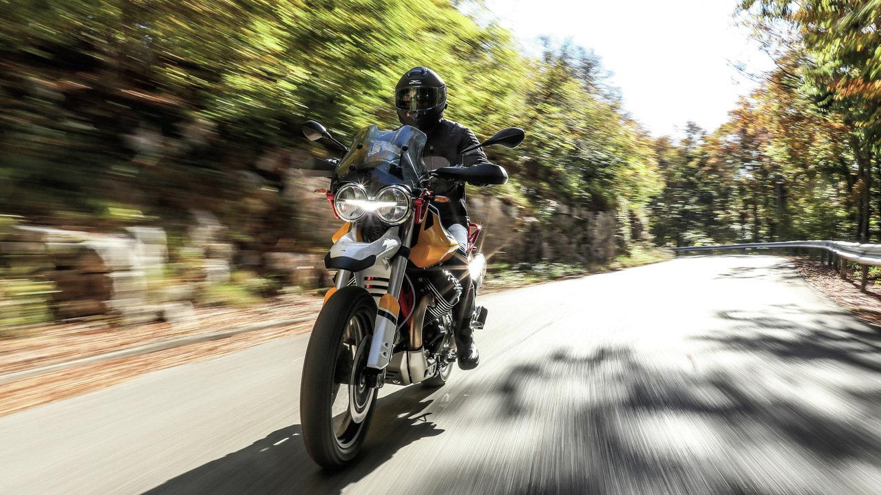 [バイク]ちょっとブサカワですが、ママとのタンデムもできちゃうバイクなんです!