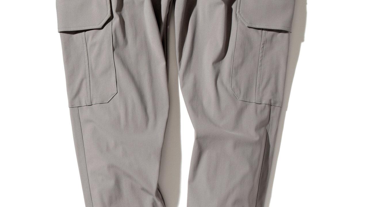 [ファッション]ポケットたくさんで便利なカーゴパンツ