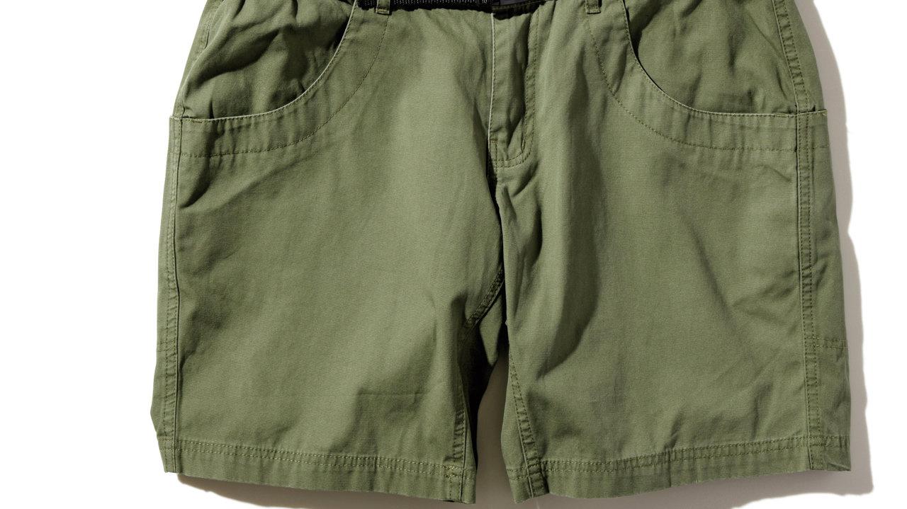 [ファッション]真夏の暑いときはスポーティすぎない膝上丈ショーツ