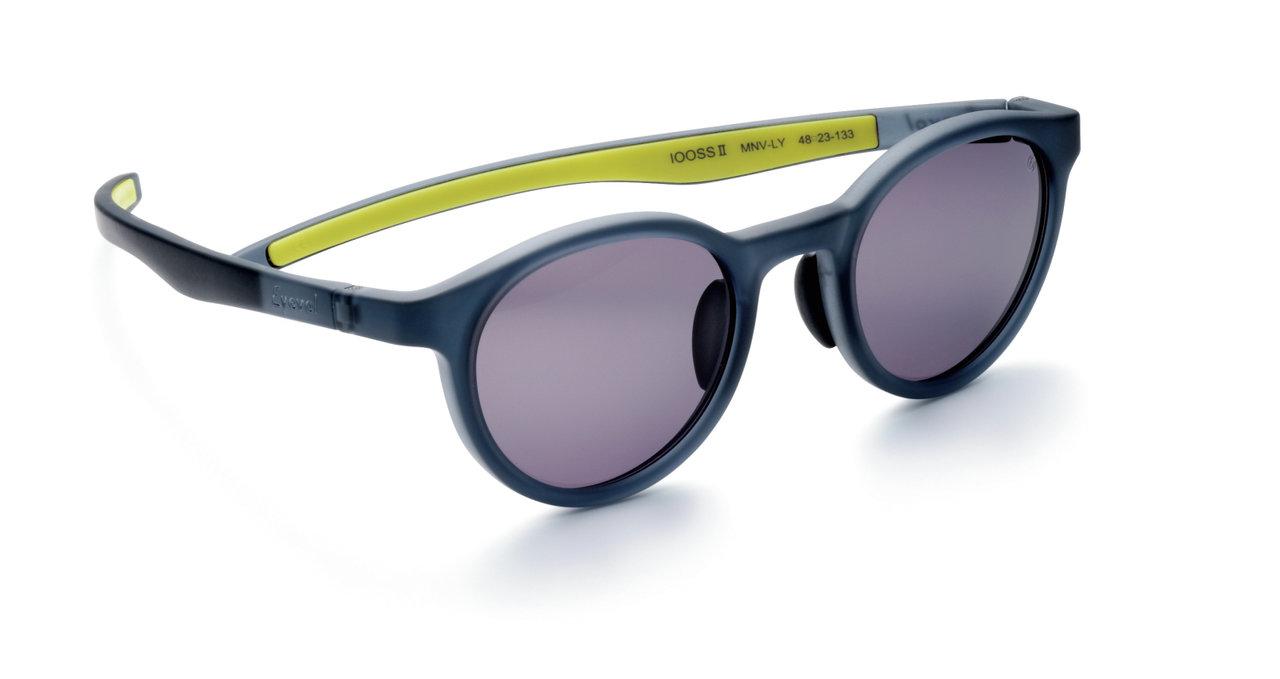 [ファッション]サングラスは軽めのプラスチック製&UVカット効果大