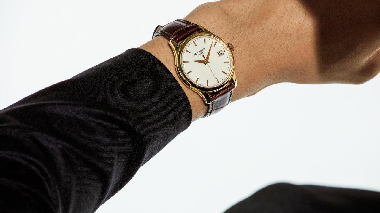 [時計]パパが仕事中に〝できる男〞に見られそう