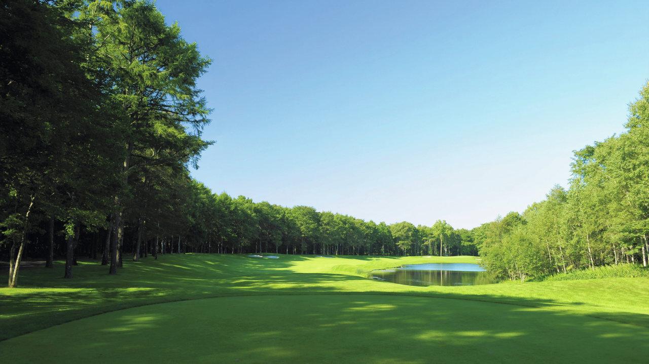 [ゴルフ]ゴルフ好きパパの夏休みは家族で楽しめる北海道「避暑」ゴルフ