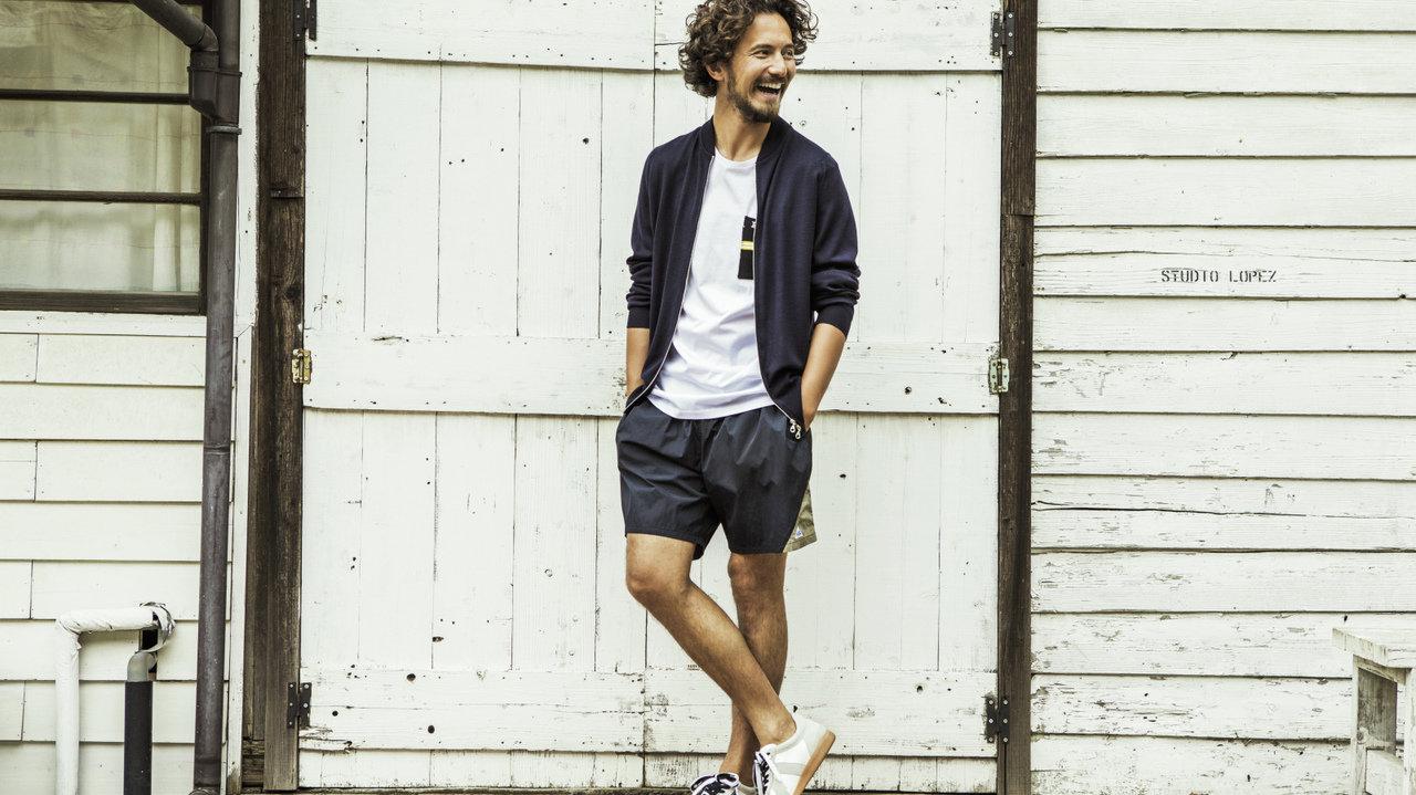 [ファッション]いつの時代もさわやかな夏スタイルは紺白の2トーンコーデ