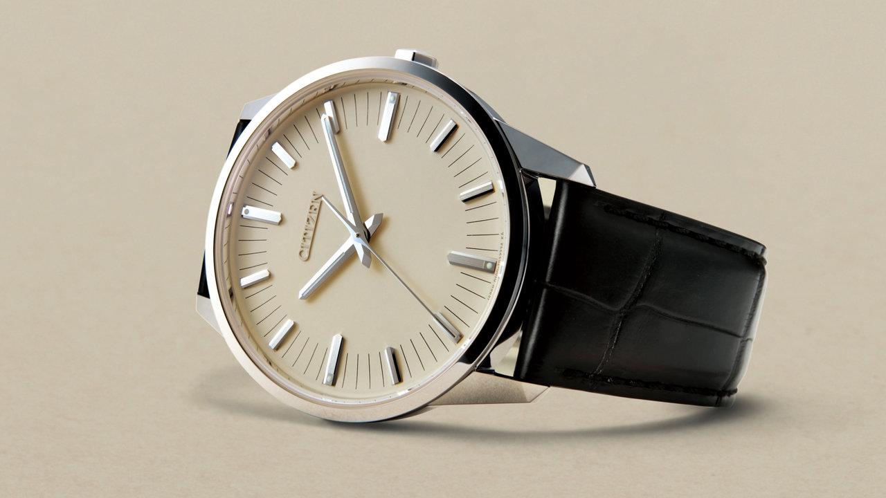 [時計]世界最高精度の「ザ・シチズン」3モデルを世界限定発売!