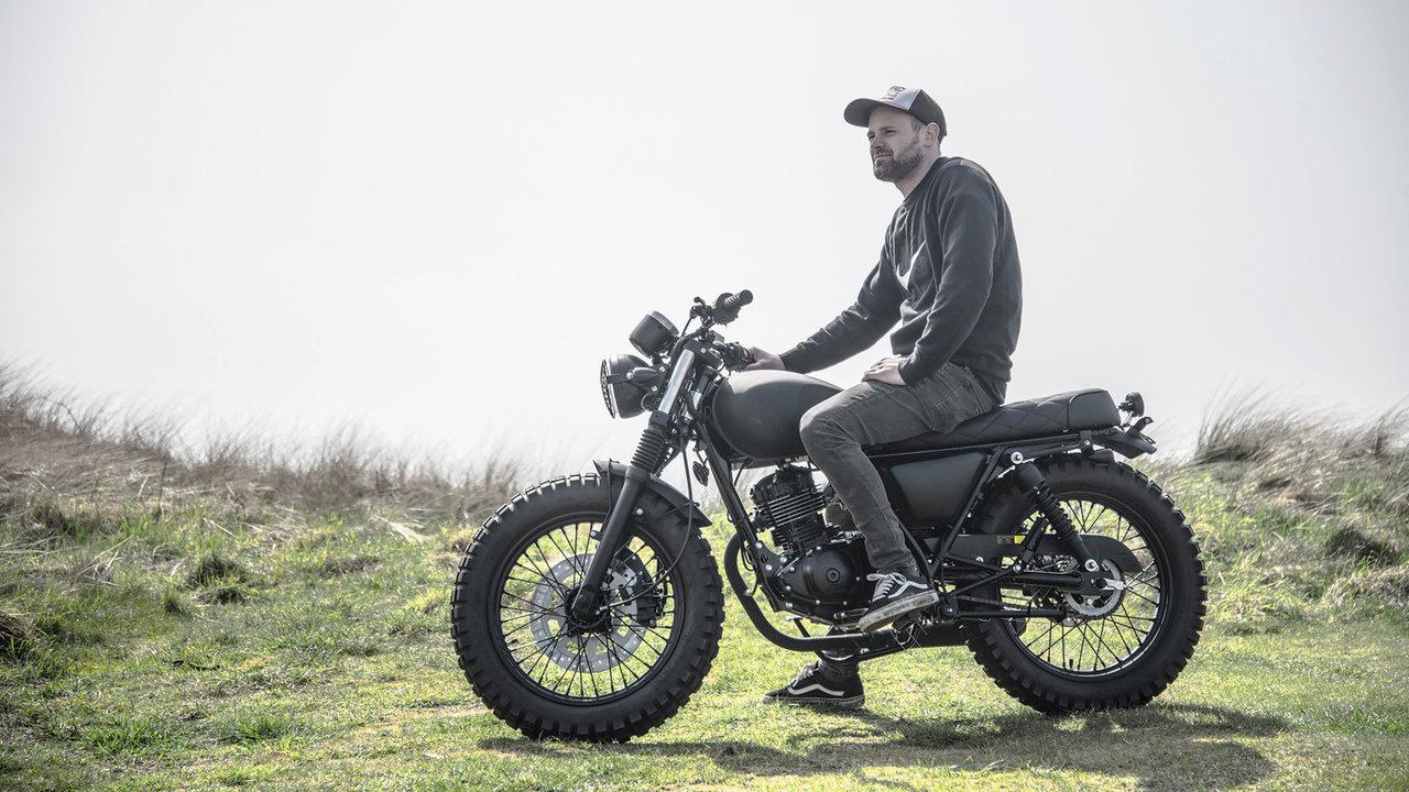 [バイク]キムタク世代ならあこがれたカスタム風なバイクです!