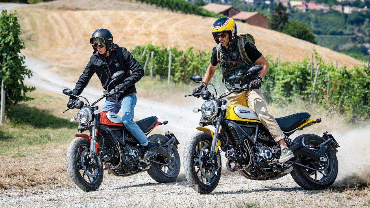 [バイク]オフロードでも街中でも無敵なスクランブラー800シリーズがリニューアル!